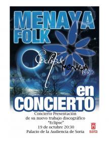 CONCIERTO - MENAYA FOLK