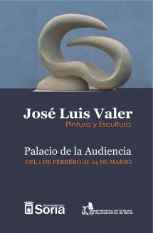 EXPOSICIÓN: JOSÉ LUIS VALER