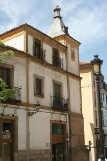 PALACIO DEL MARQUÉS DE ALCÁNTARA