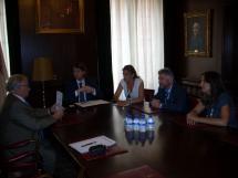 Ayuntamiento y Colegio de Psicólogos firman un convenio para la puesta en marcha de un Punto de Salud para Jóvenes