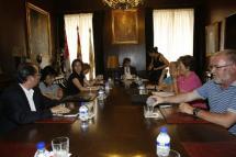 El Ayuntamiento de Soria acoge un nuevo encuentro de la Federación Española de Municipios y Provincias (FEMP)