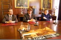 El Ayuntamiento de Soria firma el Convenio de Colaboración con la Fundación Edades del Hombre
