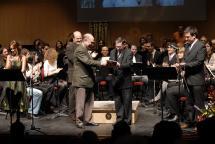 """La Banda de Música inaugura la temporada de conciertos homenajeando a Fernando Calonge, """"Nano"""""""