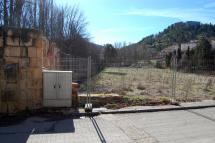 El Ayuntamiento de Soria dispondrá de un aparcamiento en el entorno del río Duero con capacidad para 120 turismos en Las Edades del Hombre