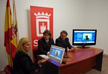 El Ayuntamiento de Soria presenta la primera fase del Proyecto Soria Ciudad Digital