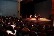 El Ayuntamiento de Soria entrega los premios correspondientes al Certamen de Creación Joven 2009