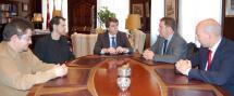 El Pleno Municipal realiza el sorteo de constitución de las Mesas Electorales para las Elecciones Europeas del 7 de junio