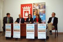 La Banda Municipal de Música de Soria ofrecerá un baile concierto a beneficio de UNICEF en el Palacio de los Condes de Gómara