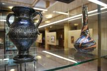 Las Aulas de la Tercera Edad clausuran el curso 2008-2009 con la inauguración de la exposición de sus trabajos