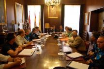 La Junta Local de Seguridad ultima los preparativos para las Fiestas de San Juan