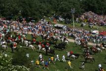 El martes 23 de junio a las 14:00 finaliza el plazo de inscripción para el festejo de La Saca