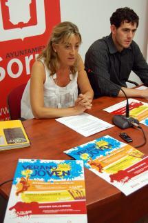 Programa Verano Joven del Ayuntamiento de Soria