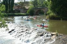 El sábado se celebrará el XIV Descenso del Duero entre Garray y Soria