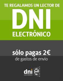 El Ayuntamiento de Soria colabora con el Ministerio de Industria en el reparto gratuito de más de trescientos mil lectores de DNI electrónico