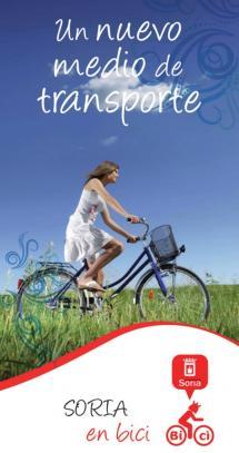 El Ayuntamiento de Soria pone en marcha SORIA EN BICI, primer sistema de alquiler de bicicletas