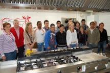 Comienza el Curso del Programa de Cualificación Profesional Inicial de Ayudante de Cocina