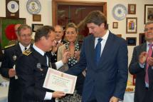 La Policía Local de Soria celebra el día de San Miguel Arcángel, patrón del cuerpo