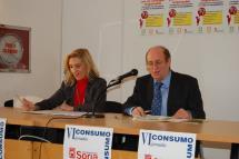 Los mecanismos de protección al consumidor, eje de la conferencia de las IV Jornadas sobre Consumo del Ayuntamiento de Soria