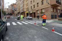 El Ayuntamiento de Soria abrirá al tráfico la calle Santa María reorganizando todo el tráfico del entorno