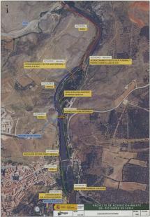 Aprobada la segunda fase de las Márgenes del Duero por importe de 3,5 millones de euros