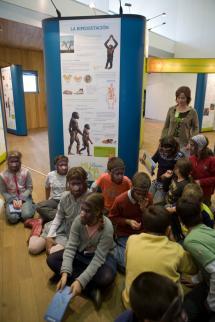 """El Ayuntamiento de Soria inaugura la exposición """"La Evolución Humana"""" en colaboración con editorial Everest"""