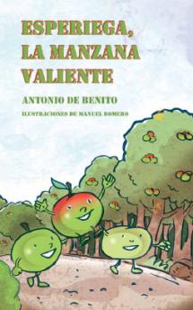 El Mercado de Abastos acogerá mañana la presentación del cuento 'Esperiega, la manzana valiente', de Antonio  de Benito