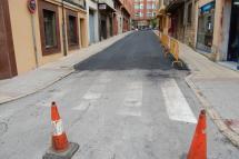 El Ayuntamiento de Soria invierte la cifra record de más de 4,5 millones de euros para vías públicas durante 2008