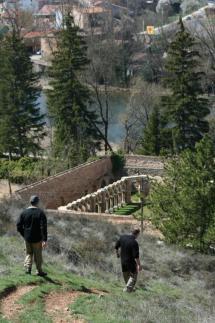 Mañana se inaugura una nueva senda accesible en torno al Duero, la Senda de los Pescadores