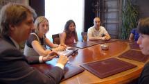 Los participantes de las becas Leonardo vuelven a Soria
