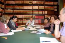 El jurado del 2º Certamen Lectura en Soria se reúne para valorar los trabajos