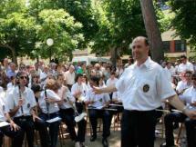 """La Banda de Música de Soria continúa con el ciclo de conciertos estivales de """"La Banda en los Parques"""""""