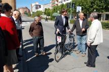 El Servicio de Alquiler de Bicicletas se cerrará durante los meses de invierno