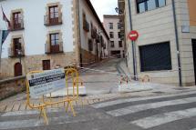 El Almacén Municipal completa las inversiones en Asfaltado y Aceras con obras en numerosas calles