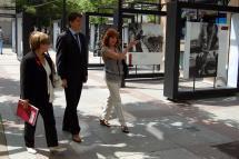 """Esta mañana ha quedado inaugurada la exposición """"Imágenes de un siglo en España"""" con cien de las mejores fotografías del archivo de la Agencia EFE"""