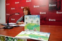 El Ayuntamiento de Soria presenta el primer Concurso sobre Patrimonio Natural Soriano y un cuadernillo didáctico sobre el Duero
