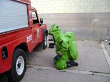 Los Bomberos de Soria organizan conjuntamente con la Guardia Civil jornadas de formación