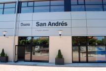 El nuevo Pabellón Polideportivo San Andrés ultima los preparativos para su inauguración