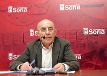 El Ayuntamiento de Soria prorrogará 19 contratos temporales a trabajadores a pesar de finalizar la subvención que permitió su contratación