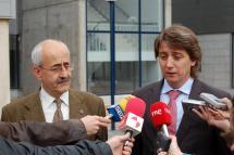 El Alcalde de Soria visita las obras del Centro de Día para Personas Mayores Dependientes de Soria