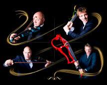 Stringfever ofrecerá al público soriano un sorprendente espectáculo de la mano de las más famosas piezas de la Historia de la Música