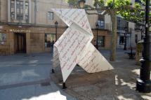 Comienza la Feria del Libro de la ciudad de Soria, EXPOESÍA