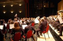 La Banda de Música de Soria afronta un ambicioso concierto con la Rhapsody In Blue de Gershwin entre otras obras