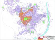 Una nueva campaña de Asfaltado, Aceras y Accesibilidad añade 60 nuevos rebajes a las calles de Soria