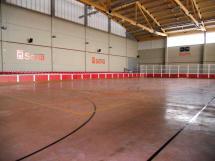 Este sábado, jornada de puertas abiertas en la nueva pista de hockey patines del Polideportivo San Andrés