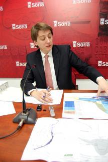 El Ayuntamiento de Soria licita el Centro Logístico de Valcorba con una inversión de 1,5 millones de euros