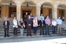 Soria se solidariza con las víctimas del terremoto de Lorca en Murcia