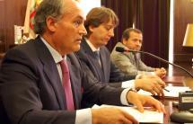 Ayuntamiento de Soria y Caja España-Caja Duero firman un convenio socio-cultural