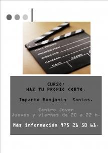 El XIII Certamen de Cortos arranca el 13 de noviembre con la proyección del documental 'Morente'