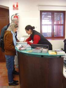 Más de 9.000 personas se acercaron a los puntos de información turística del Ayuntamiento de Soria el pasado mes de abril