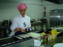 Un total de nueve alumnos finalizan el curso de Ayudante de Cocina, organizado por el Ayuntamiento de Soria